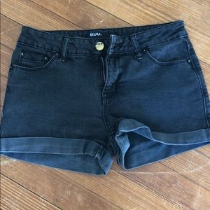 Black BDG shorts